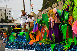 California: San Francisco Carnaval festival parade in the Mission District. Photo copyright Lee Foster. Photo # 30-casanf81359