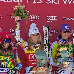 20110306: ITA, FIS World Cup Ski Alpine, Ladies Super G, Tarvisio