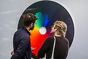 Light Measurement by Olafur Eliasson - Frieze London and Frieze Masters 2014, Regents Park, London, 14 Oct 2014.
