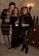 Annie Shull of Raptor Ridge Winery, Jamie Brooks and Heather Salud Oregon pinot noir auction 2017
