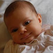 Baby portrait. Photo by Angela Jimenez