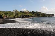 Waianapanapa, Hana Coast, Hana, Maui, Hawaii, USA