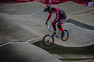 #92 (JASPERS Martijn) NED at the 2016 UCI BMX Supercross World Cup in Manchester, United Kingdom<br /> <br /> A high res version of this image can be purchased for editorial, advertising and social media use on CraigDutton.com<br /> <br /> http://www.craigdutton.com/library/index.php?module=media&pId=100&category=gallery/cycling/bmx/SXWC_Manchester_2016