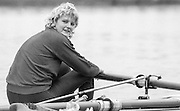 Staines, GREAT BRITAIN,   <br /> Alison GILL,<br /> British Rowing Women's Heavy Weight Assessment. Thorpe Park. Sunday 21.02.1988,<br /> <br /> [Mandatory Credit, Peter Spurrier / Intersport-images] 1987 GBR Women's H/Weight Assesment Thorpe Park, Surrey.UK