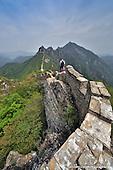 Hike China Great Wall Huangshan and Zhangjiajie
