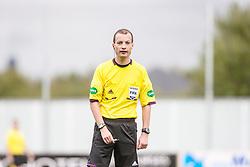 Ref: William Collum.<br /> Falkirk 3 v 1 Dundee, 21/9/2013.<br /> ©Michael Schofield.