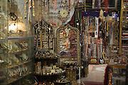 Jerusalem, Old City, Via Dolorosa the Bazaar