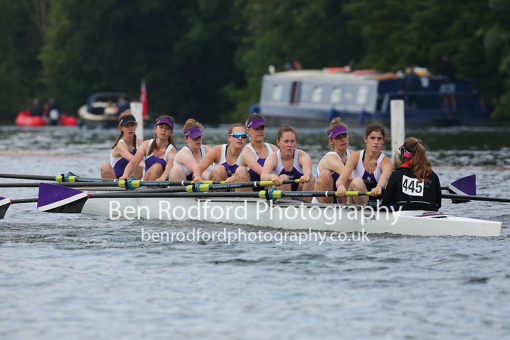 Putney High School (B)<br /> <br /> Junior 8+  Time Trial<br /> <br /> Henley Women's Regatta 2021<br /> Saturday