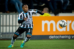 Lerin Duarte of Heracles Almelo during the Dutch Eredivisie match between Heracles Almelo and Feyenoord Rotterdam at Polman stadium on September 09, 2017 in Almelo, The Netherlands