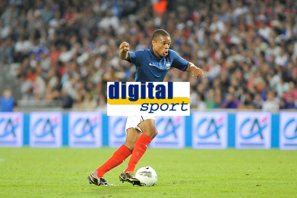 FOOTBALL - FRIENDLY GAME - FRANCE v CHILI - 10/08/2011 - PHOTO SYLVAIN THOMAS / DPPI - LOIC REMY (FRA)
