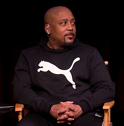 January 29, 2018 - Santa Monica, California, U.S. -  DAYMOND JOHN, CEO of FUBU and one of the stars of the ABC series Shark Tank, discusses his career and his book, 'Rise and Grind: Outperform, Outwork, and Outhustle Your Way to a More Successful and Rewarding Life' at Live Talks Los Angeles.(Credit Image: © Brian Cahn via ZUMA Wire)