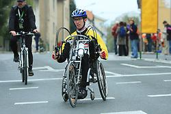 Gal Jakic na 13. Ljubljanskem maratonu po ulicah Ljubljane, 26. oktobra 2008, Ljubljana, Slovenija. (Photo by Vid Ponikvar / Sportal Images)/ Sportida)