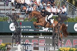 Meyer Janne Friederike, GER, Goya 27<br /> Furusiyya FEI Nations Cup Jumping Final - Barcelona 2016<br /> © Hippo Foto - Dirk Caremans<br /> 25/09/16