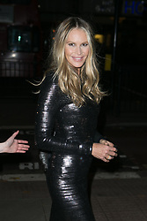 Elle Macpherson attending the Veuve Clicquot Widow Series 'A Beautiful Darkness', at Central Saint Martins college in London.