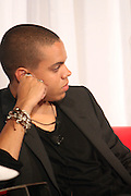 Evan Ross at ' The Young Hollywood ' panel at The 2008 American Black Film Festival  held at The Writers Guild of America on August 9, 2008...The Festival film slate is primarily composed of world premieres (shorts, narrative features and documentaries), positioning it as the leading film festival in the world for African American and urban content. Since its inception ABFF, has screened over 450 films and has rewarded and redefined artistic excellence in independent filmmaking.