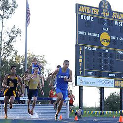 Track and Field meet at Orange Coast College in Coasta Mesa, CA