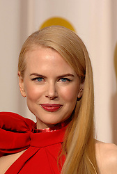 Nicole Kidman poses in the press room of the 79th Academy Awards, held at the Kodak Theater on Hollywood Boulevard in Los Angeles, CA, USA on February 25, 2007. Photo by Hahn-Khayat-Douliery/ABACAPRESS.COM    116694_003 Los Angeles n