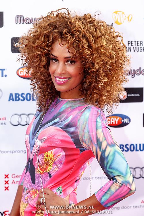 NLD/Amsterdam/20150629 - Uitreiking Rainbow Awards 2015, Sharon Doorson