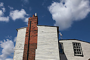 A old wooden house in Rochester, Kent Tjursday August 14th 2014