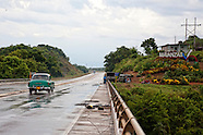 Puente Bacunayagua, Matanzas, Cuba.