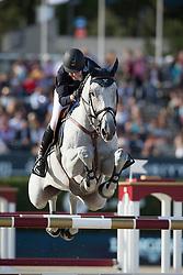 Von Essen Angelie, (SWE), Tinkabell <br /> First Round<br /> Furusiyya FEI Nations Cup Jumping Final - Barcelona 2015<br /> © Dirk Caremans<br /> 24/09/15