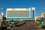 Geisinger is a healthcare system based in Danville, Pennsylvania. It has 13 hospital campuses, a 600,000-member health plan, a medical school, and two research centers. Geisinger serves about 1.5 million people in parts of Pennsylvania and New Jersey.