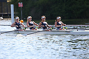 Race: 69  Event: Championship 4-<br /> Crew: 131  Club: Aviron Grenoblois (FRA) (A)<br /> Crew: 137  Club: Yale Univ (USA)<br /> <br /> Henley Women's Regatta 2018<br /> Friday<br /> <br /> To purchase this photo, or to see pricing information for Prints and Downloads, click the blue 'Add to Cart' button at the top-right of the page.