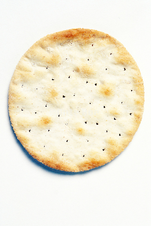 close up of cracker