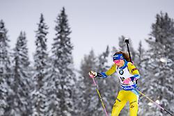 March 8, 2019 - –Stersund, Sweden - 190308 Hanna Öberg of Sweden competes in the Women's 7.5 KM sprint during the IBU World Championships Biathlon on March 8, 2019 in Östersund..Photo: Petter Arvidson / BILDBYRÃ…N / kod PA / 92247 (Credit Image: © Petter Arvidson/Bildbyran via ZUMA Press)