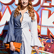 Victoria Clay attend WONDER PARK Gala Screening at Vue, Leicester Square, London on 24 March 2019, London, UK.