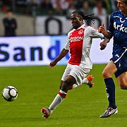 NLD/Amsterdam/20100731 - Wedstrijd om de JC schaal 2010 tussen Ajax - FC Twente, Vernon Anita