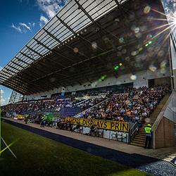 The Falkirk Stadium, 13/7/2019