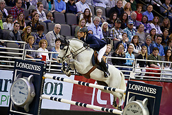 Fuchs Martin, SUI, Clooney<br /> Longines FEI World Cup Jumping Final III, Omaha 2017 <br /> © Hippo Foto - Dirk Caremans<br /> 02/04/2017