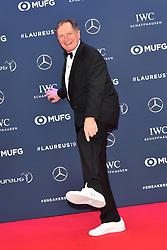February 18, 2019 - Monaco, Monaco - Franz Klammer arriving at the 2019 Laureus World Sports Awards on February 18, 2019 in Monaco  (Credit Image: © Famous/Ace Pictures via ZUMA Press)