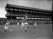 14/09/1958<br /> 09/14/1958<br /> 14 September 1958<br /> Junior Final: Cork v Antrim at Croke Park, Dublin.