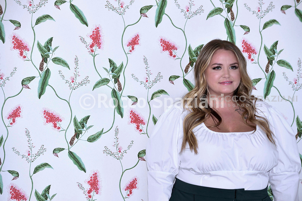 Author Anna Todd attend 'After Movie (After) photocall at the Rome Italy on March 31, 2019