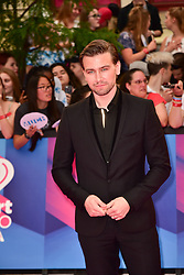 June 18, 2017 - Toronto, Ontario, Canada - TORRANCE COOMBS arrives at the 2017 iHeartRADIO MuchMusic Video Awards at MuchMusic HQ on June 18, 2017 in Toronto (Credit Image: © Igor Vidyashev via ZUMA Wire)