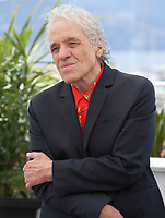 Director Abel Ferrara at Tommaso film photo call at the 72nd Cannes Film Festival, Monday 20th May 2019, Cannes, France. Photo credit: Doreen Kennedy
