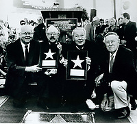 1985 Al Lohman and Roger Barkley's Walk of Fame ceremony