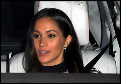 December 20, 2017 - London, London, United Kingdom - Image licensed to i-Images Picture Agency. 20/12/2017. London, United Kingdom. Royals arriving for The Queen's Christmas lunch at Buckingham Palace in London. (Credit Image: © Stephen Lock/i-Images via ZUMA Press)