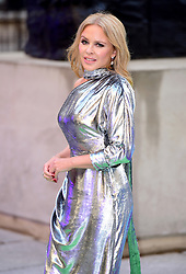 Kylie Minogue arriving for Royal Academy of Arts Summer Exhibition Preview Party 2019 held at Burlington House, London. Picture date: Tuesday June 4, 2019. Photo credit should read: Matt Crossick/Empics