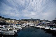 May 21, 2014: Monaco Grand Prix: Monaco harbor