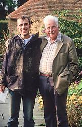 Christopher Lloyd and Fergus Garrett