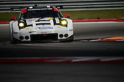 September 17, 2016: IMSA at Circuit of the Americas. #912 Earl Bamber, Frederic Makowiecki, Porsche North America, Porsche 911 RSR GTLM