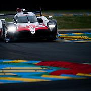 Thursday Le Mans Practice / Qualifying