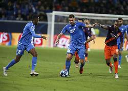 October 2, 2018 - Sinsheim, Germany - Adam Szalai 28, seen in action during the UEFA Champions League group F football match between TSG 1899 Hoffenheim and Manchester City at the Rhein-Neckar-Arena. (Credit Image: © Elyxandro Cegarra/SOPA Images via ZUMA Wire)