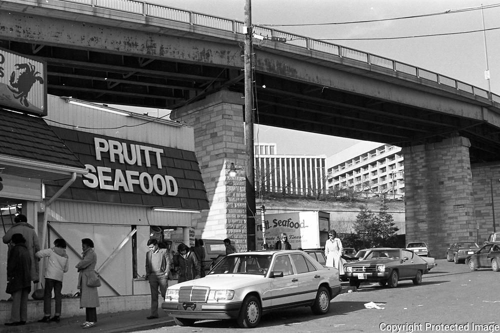 Washington DC, 1986