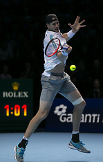 2018 ATP World Tour Finals - 12 Nov 2018