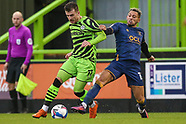 Forest Green Rovers v Mansfield Town 141120