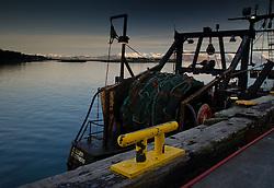 Dockside Cleat, Kodiak Island, Alaska, US